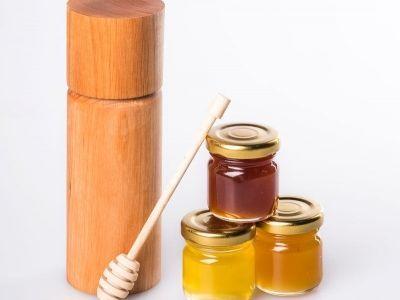 Мед в  малому тубусі