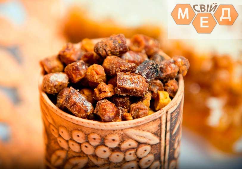 Перга и натуральный мед